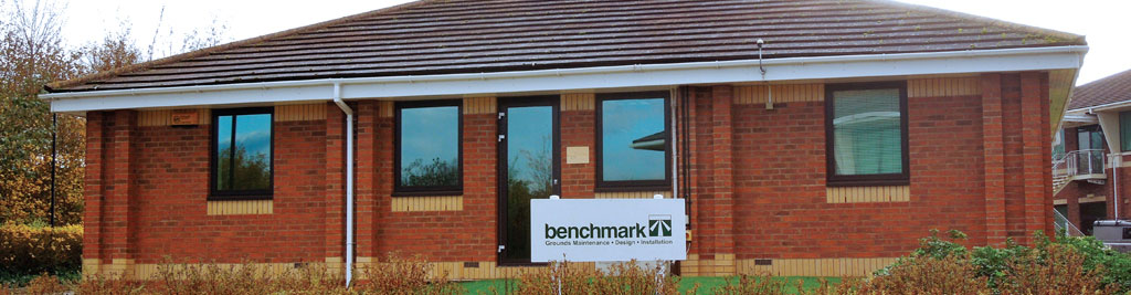 Benchmark Ground Maintenance office