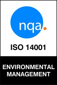 Benchmark Grounds Maintenance hold the NQA ISO 14001 Environmental Management Accreditation