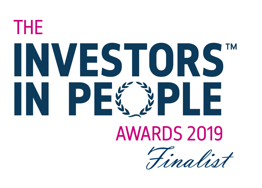 Employer of the Year: Platinum Finalist in The Investors in People Awards 2019