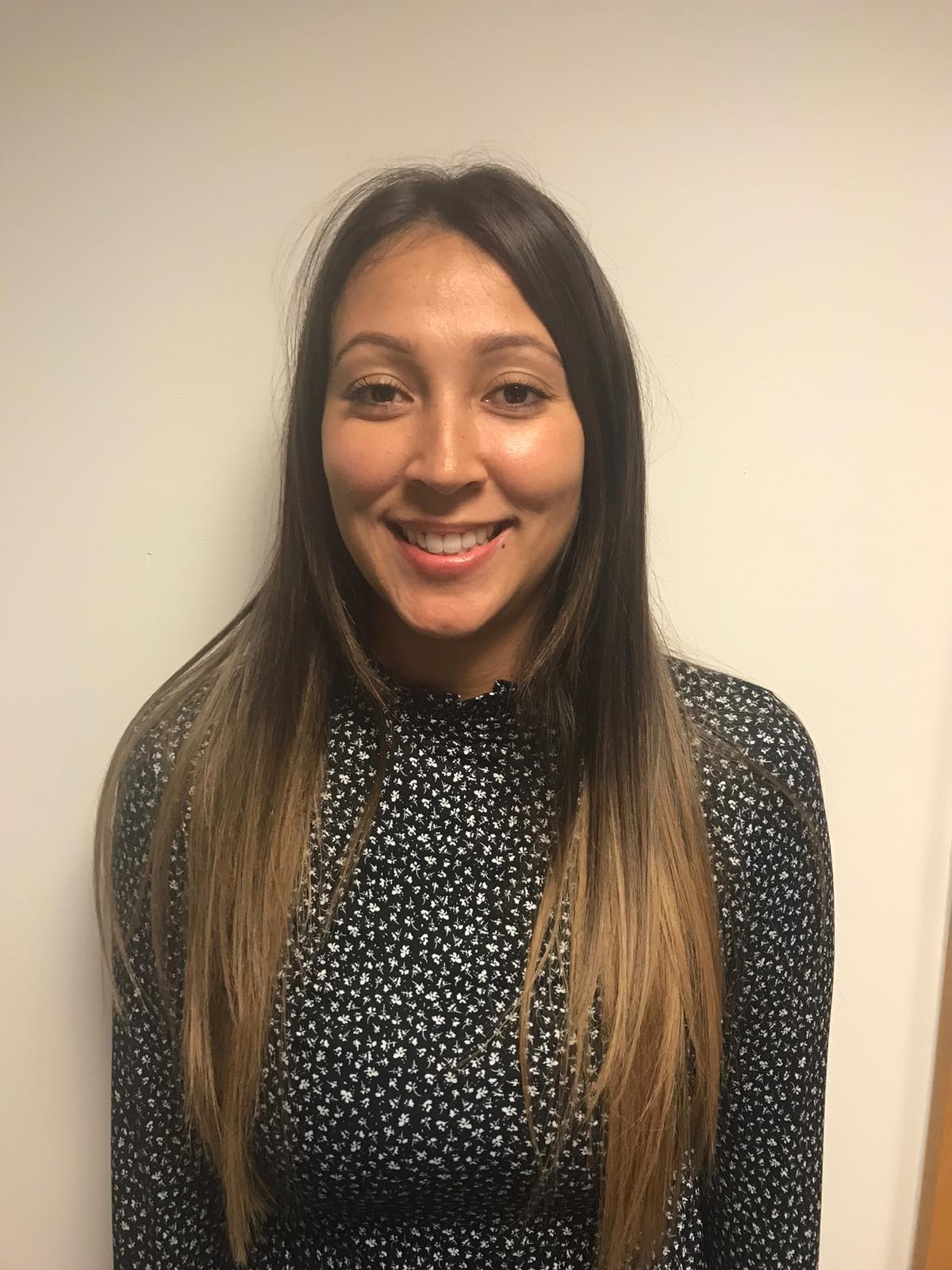Jayde Chapman  – Personnel Coordinator